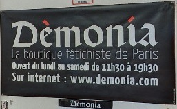 Boutique Demonia