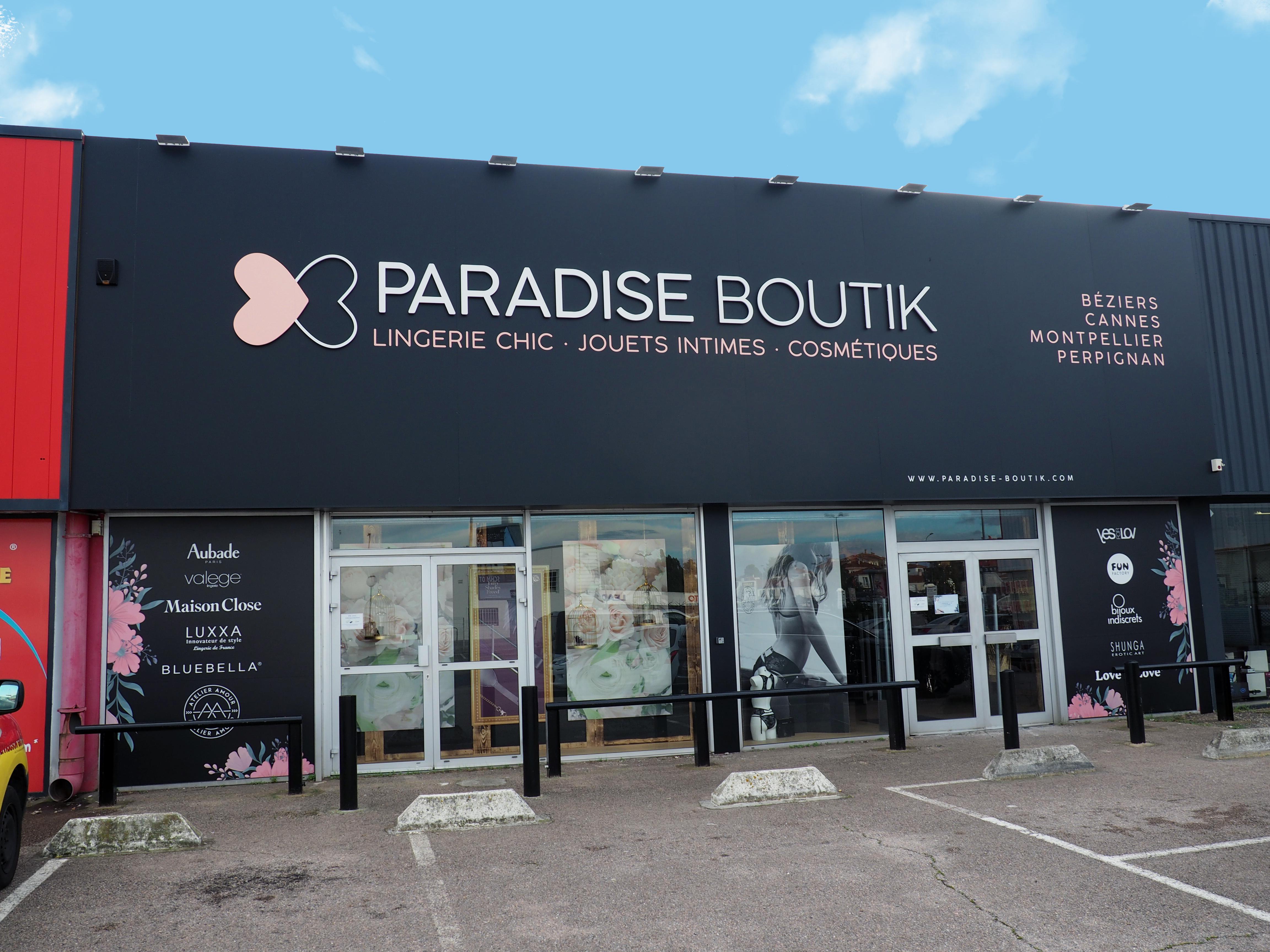 Paradise Boutik – Cabestany